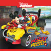 Mickey Roadster Racers team toys TVCs for the UK voiced by Alex Warner