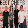 Fox International 13 part documentary series The Worlds Best Chefs is narrated by Alex Warner